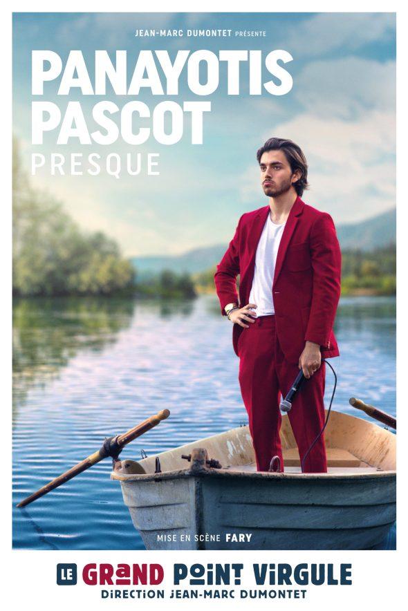 "PANAYOTIS PASCOT ""PRESQUE"""