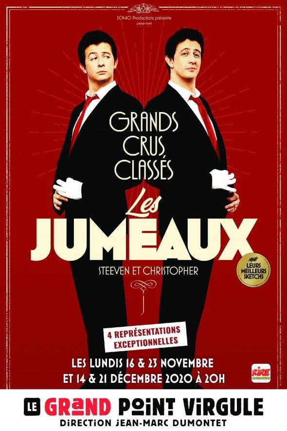 """Les Jumeaux dans """"Grands crus classés"""""""